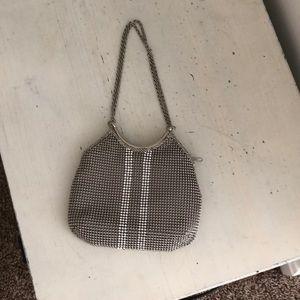 Carlisle silver bag